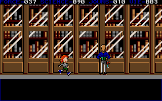 Screenshot of Le Labyrinthe De Lexicos