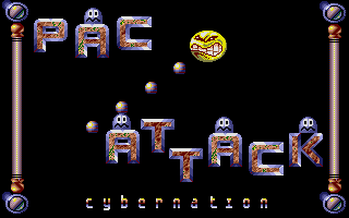 Thumbnail of other screenshot of Pac Attack