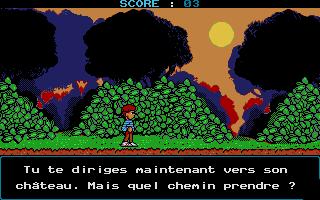 Thumbnail of other screenshot of Le Labyrinthe De La Reine Des Ombres