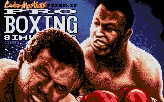 Screenshot of Pro Boxing Simulator