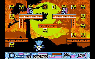 Thumbnail of other screenshot of Super Seymour - Saves The World