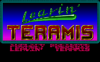 Screenshot of Leavin' Teramis