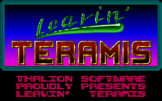 Thumbnail of other screenshot of Leavin' Teramis