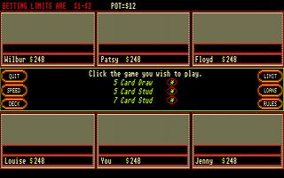Thumbnail of other screenshot of Poker Night