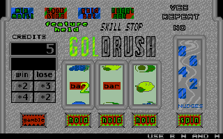 Thumbnail of other screenshot of 68000 Fruit Machine, The