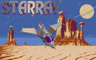 Screenshot of Starray