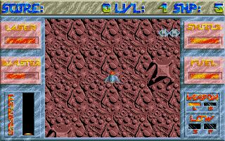 Screenshot of Warp