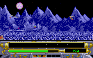 Screenshot of Starray