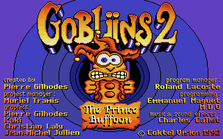 Thumbnail of other screenshot of Gobliins 2
