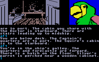 Thumbnail of other screenshot of Treasure Island