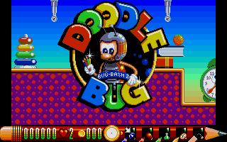 Thumbnail of other screenshot of Doodle Bug - Bug Bash 2