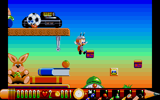 Screenshot of Doodle Bug - Bug Bash 2