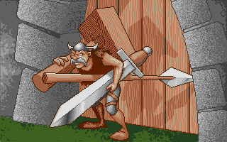 Screenshot of Heimdall