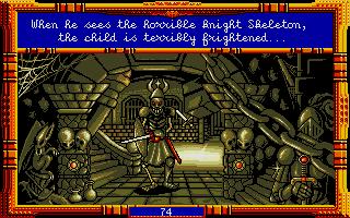 Screenshot of Once Upon A Time - Baba Yaga