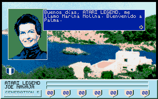 Screenshot of Espana Secreta - Confirmés (3eme-4eme annee)