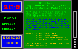 Thumbnail of other screenshot of Slither