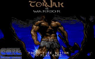 Screenshot of Torvak - The Warrior