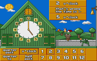 Screenshot of Fun School 3 - 5 to 7s