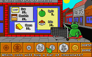 Thumbnail of other screenshot of Fun School 4 - For 5 to 7 year olds