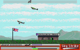 Thumbnail of other screenshot of Sky Strike Plus