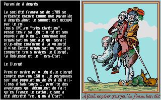 Screenshot of 89 La Révolution Française