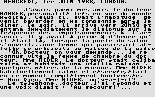 Thumbnail of other screenshot of Crime de Regent's Court, Le