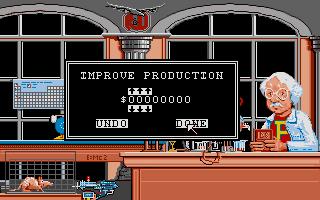 Screenshot of Big Business