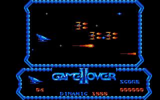 Screenshot of Game Over 2