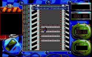 Screenshot of Aspar Grand Prix Master