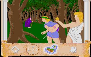 Screenshot of Persée et Andromède