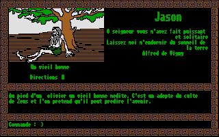 Screenshot of Jason et la Toison d'Or
