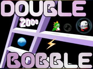 Screenshot of Double Bobble 2000