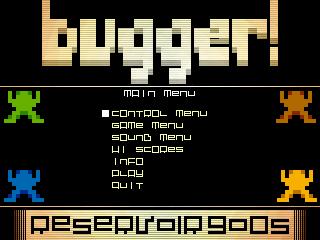Screenshot of Bugger