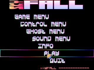 Screenshot of Sky-Fall