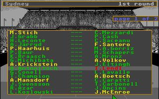 Screenshot of 5PM Centre Court