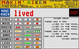 Thumbnail of other screenshot of Makin' Aiken