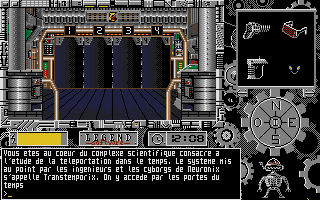 Screenshot of Portes du Temps, Les