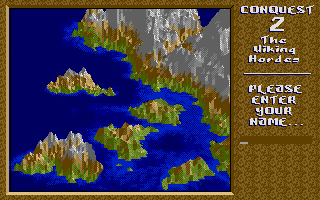 Thumbnail of other screenshot of Conquest 2:The Viking Hordes