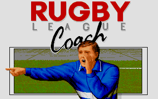 Thumbnail of other screenshot of Rugby League Coach