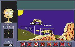 Screenshot of Adi CM1 - Environnement