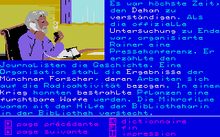 Screenshot of Enigme a Munich
