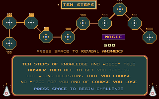 Screenshot of Wiz, The