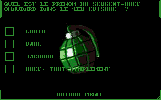 Thumbnail of other screenshot of 7eme Compagnie, La