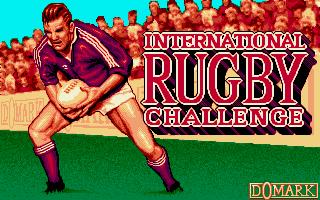 Screenshot of International Rugby Challenge