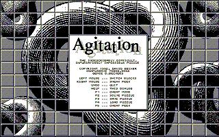 Screenshot of Agitation