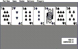Screenshot of Pai-Gow Poker