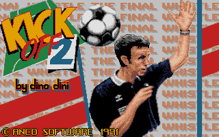 Thumbnail of other screenshot of Kick Off 2 - Final Whistle [data disk]