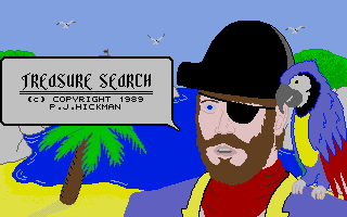 Thumbnail of other screenshot of Treasure Search