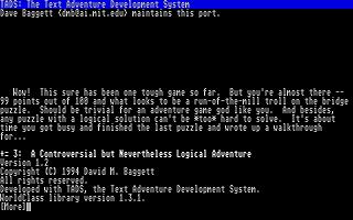 Screenshot of 3