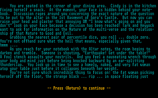 Screenshot of Battle of Phillip Against the Forces of Creation